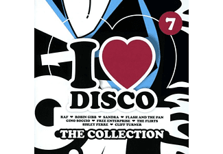 VARIOUS - I Love Disco Collection Vol.7 - (CD)