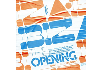 VARIOUS - Ibiza the Opening - (CD)