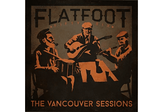 Flatfoot 56 - The Vancouver Sessions - (CD)
