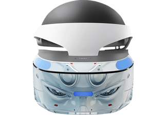 EPIC SKIN 1414 PS VR SKIN STICKER ROBOT FACE, Skin Sticker, Mehrfarbig