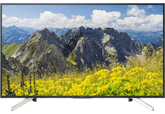 "SONY 49XF7596 49"" 123 Ekran Uydu Alıcılı Android Smart 4K Ultra HD LED TV"