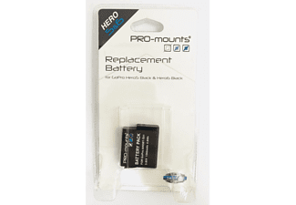 PRO-MOUNTS Batteri till Hero 5 & Hero 6