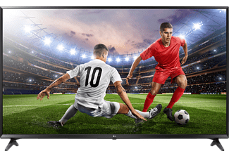 LG 65UK6100PLB, 164 cm (65 Zoll), UHD 4K, SMART TV, UHD TV, True Motion 100, 1600 PMI, DVB-T2 HD, DVB-C, DVB-S2