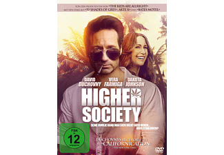 HIGHER SOCIETY - (DVD)