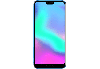 HONOR 10, Smartphone, 64 GB, 5.84 Zoll, Phantom Blue, Dual SIM