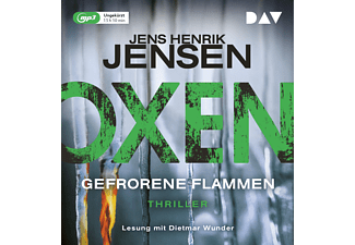 Oxen – Gefrorene Flammen - 2 MP3-CD - Krimi/Thriller