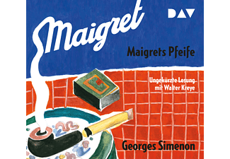 Maigrets Pfeife - 2 CD - Krimi/Thriller
