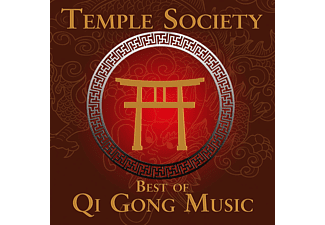 Temple Society - BEST OF QI GONG MUSIC - (CD)