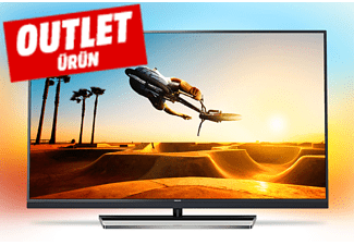 PHILIPS 55PUS7502/12 55 inç 139 cm 4K Ultra HD Android LED TV Outlet