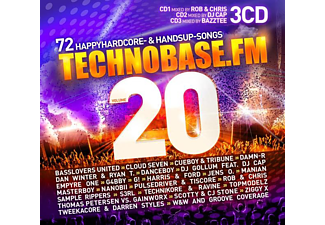 VARIOUS - TechnoBase.FM Vol.20 [CD]
