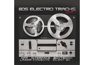 VARIOUS - 80s Electro Tracks Vol.1 - (CD)