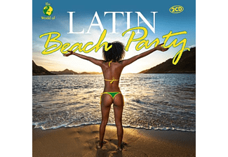VARIOUS - LATIN BEACH PARTY - (CD)