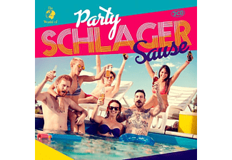 Various - PARTY SCHLAGER SAUSE - (CD)
