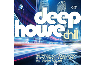 VARIOUS - Deep House Chill - (CD)