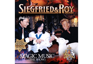 Siegfried & Roy - MAGIC MUSIC (THE SHOW) - (CD)