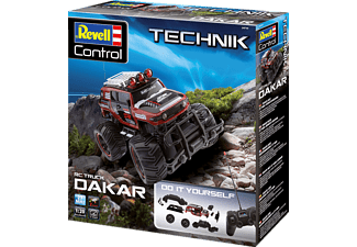"REVELL RC Construction Kit Car ""DAKAR"""