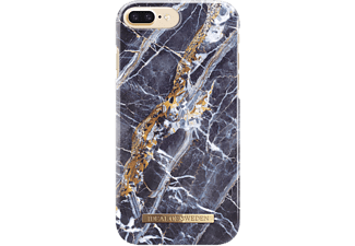 IDEAL OF SWEDEN Fashion Case S/S18 till iPhone 8/7/6S/6 Plus Mobilskal - Midnight Blue Marble