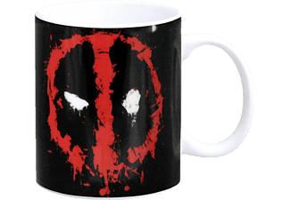 Deadpool Tasse Gesicht