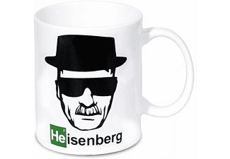 Breaking Bad Tasse Heisenberg