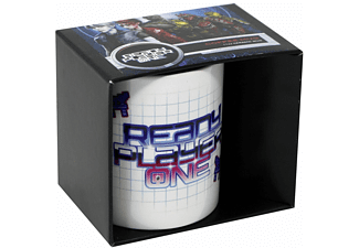 Ready Player One Tasse Logo
