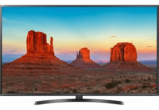 "LG 55UK6470 55"" 139 Ekran Uydu Alıcılı Smart 4K Ultra HD LED TV"