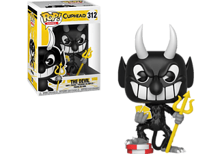 POP! Games: Cuphead S1- The Devil