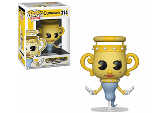 POP! Games: Cuphead S1- Legendary Ghost