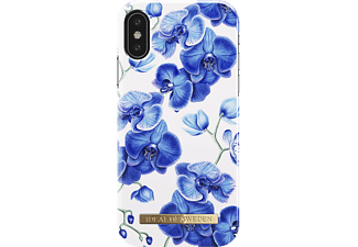 IDEAL OF SWEDEN Fashion Case S/S18 till iPhone X Mobilskal - Baby Blue Orchids