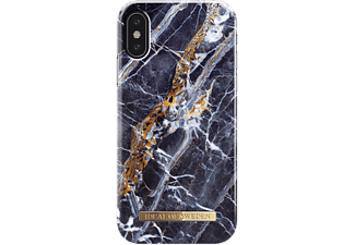 IDEAL OF SWEDEN Fashion Case A/W17 till iPhone X Mobilskal - Midnight Blue Marble