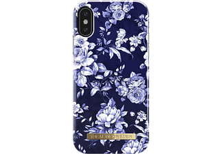 IDEAL OF SWEDEN Fashion Case S/S18 till iPhone X Mobilskal - Sailor Blue Bloom