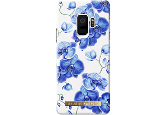 IDEAL OF SWEDEN Fashion Case S/S18 till Samsung Galaxy S9 Mobilskal - Baby Blue Orchids