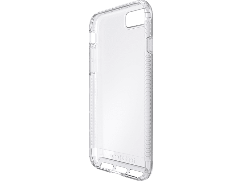 TECH21 Impact Clear Backcover Apple iPhone 7  Schwarz