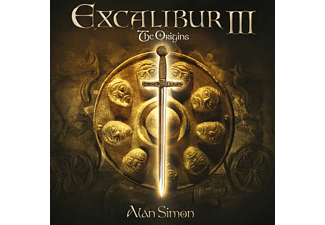 Excalibur Iii - The Origins - (CD)