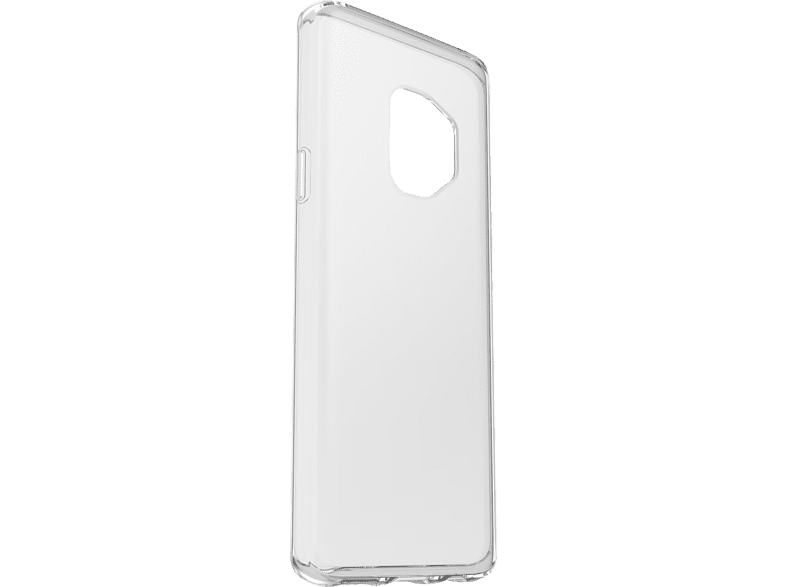 OTTERBOX Clearly Protected Skin Backcover Samsung Galaxy S9 Kunststoff Transparent