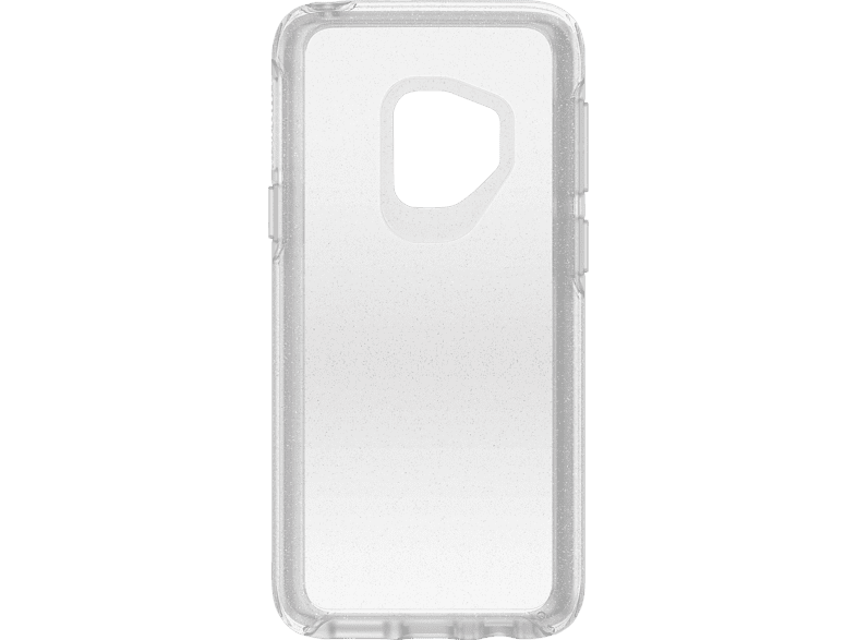 OTTERBOX Symmetry Clear stardust Backcover Samsung Galaxy S9+  Transparent