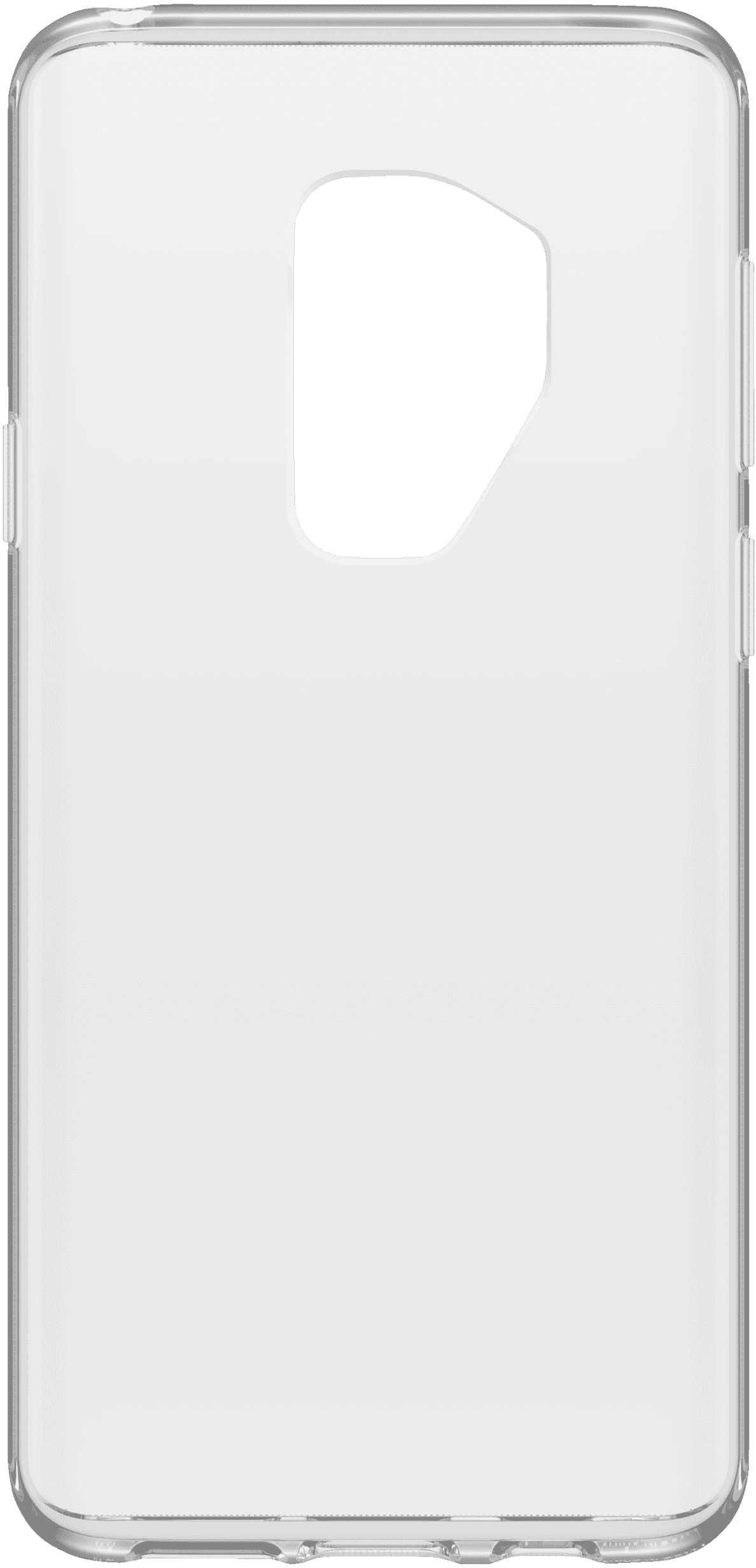 OTTERBOX Clearly Protected Skin für Samsung Galaxy S9+ in Transparent