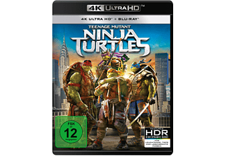 Teenage Mutant Ninja Turtles [4K Ultra HD Blu-ray + Blu-ray]