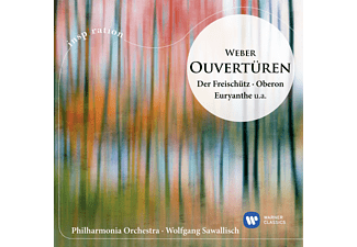 The Philharmonia Orchestra - Ouvertüren - (CD)