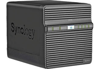 NAS - Synology DS418J, Ethernet