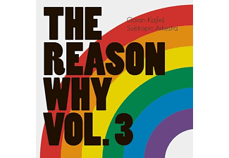 Goran Kajfes, Subtropic Arkestra - The Reason Why Vol.3 - (Vinyl)