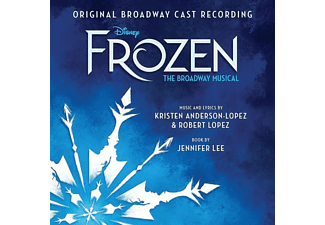 Frozen: The Broadway Musical CD