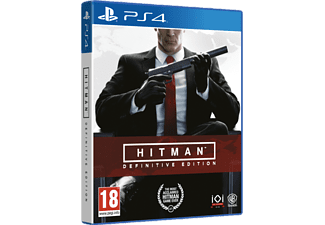 WARNER BROS Hitman: Definitive ED PS4 Oyun