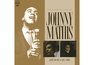 Johnny Mathis - Close To You/Love Story - (CD)