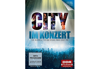 Im Konzert: City - (DVD)