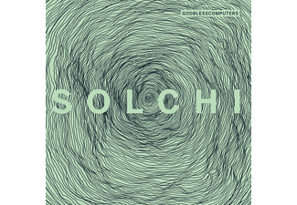 Godblesscomputers - Solchi (2LP) - (Vinyl)