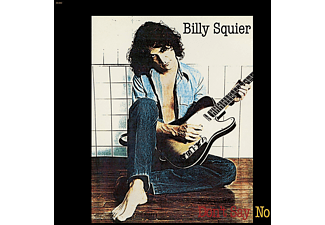Billy Squier - Don't Say No - (Vinyl)