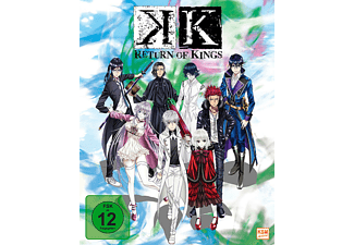 002.1 - K-RETURN OF KINGS (EP.1-5) - (Blu-ray)
