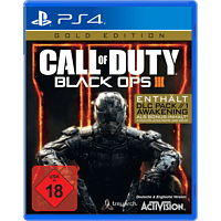 Call of Duty: Black Ops III Gold [PlayStation 4]