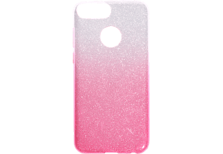 V-DESIGN VSP 005 Backcover Huawei P Smart Plastik + Thermoplastisches Polyurethan Pink