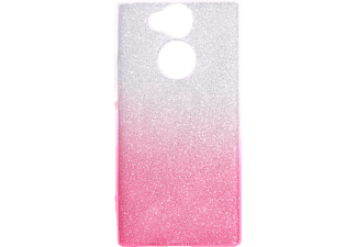 VSP 038 Backcover Sony Xperia XA2 Plastik + Thermoplastisches Polyurethan Pink